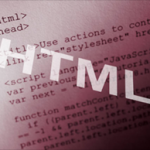 HTML sources